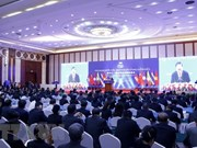 Mekong-Lancang cooperation media summit opens in Laos