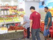 Vietnamese lychees welcomed in Malaysia