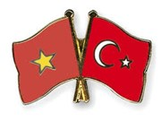 Vietnamese leader congratulates re-elected Turkish President