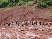 Vietnam Fatherland Front aids flood victims in Ha Giang province