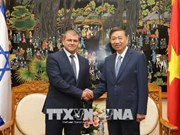Vietnam, Israel to boost cooperation in fighting crime