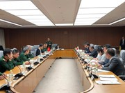 Vietnam, Japan hold 6th defence policy dialogue