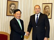 Deputy PM: Vietnam wants to strengthen ties with Bulgaria