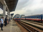 High-quality train to serve Hanoi-Da Nang route