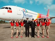 Vietjet Air: 700,000 cheap tickets to mark launch of HN-Osaka services