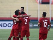 U19 Vietnam defeats U19 Philippines, leading Group A