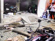 Seven prosecuted, arrested for explosion at police station in HCM City