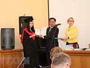 First Vietnamese language post-graduate course in Ukraine