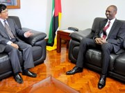 Mozambique asks for Vietnam's continued help in agriculture