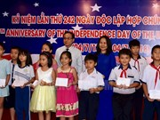 US Independence Day observed in HCM City