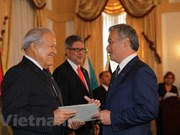 Ambassador vows to promote Vietnam-El Salvador relations
