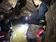 Thailand: Cave rescue operation accelerated for fear of heavy rain