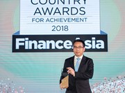 Vietcombank named Vietnam's best bank in 2018 by FinanceAsia