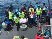 Thailand clarifies number of passengers on sunken boat