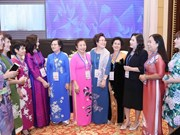 Vietnam strives for ambitious goal of female-led enterprises