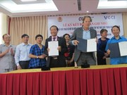 Garment sector works to promote social dialogue
