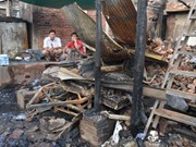 Sympathies sent to Vietnamese victims in Phnom Penh fire