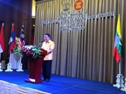 ASEAN working group on Halal food meeting held in Thailand