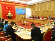 Vietnam, Laos ministries boost cooperation in youth, women, trade union affairs