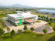 Work starts on metal component factory in Vinh Phuc