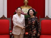 Vietnam, Japan seek to enhance exchange of female leaders