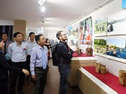 Exhibition highlights 20-year development of central, Central Highlands regions