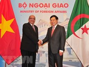 Algeria wishes to foster all-round ties with Vietnam