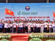 Vietnam Summer Camp 2018 kicks off in Phu Tho