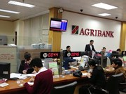 Agribank offers 15 trillion VND to support import-export