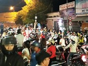 Ninh Thuan: Four prosecuted for disturbing public order