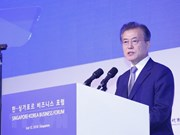 RoK President highlights ASEAN's role for regional peace, prosperity