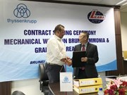 Vietnamese company secures mechanical installation deal in Brunei