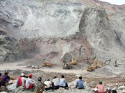 Landslide at Myanmar jade mine kills at least 15, injures 45