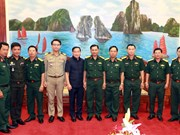 Soc Trang province to work to reinforce Vietnam-Cambodia ties