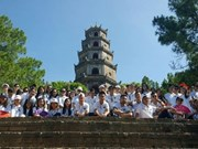 Summer camp: Young expats explore Thua Thien – Hue scenes