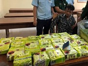 Another drug smuggling ring from Laos busted