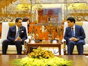 Hanoi, UAE look to bolster bilateral ties