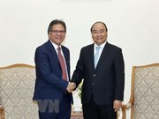 Prime Minister receives Malaysia's PEMANDU CEO