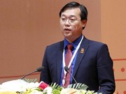 Le Quoc Phong named Chairman of Vietnam Youth Federation
