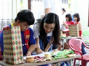 Summer camp: Young expats visit Hoi An city