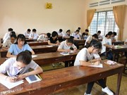 Ha Giang police begin criminal proceedings against exam cheating scandal