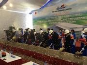 Vietnam-Japan joint venure build logistics centre