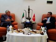 Vietnam promotes trade, investment in Algeria