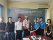 Vietnam Confederation of Labour delegation visits Greece