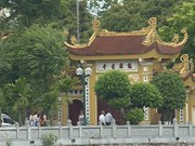 Tran Quoc pagoda - Hanoi tourist attraction