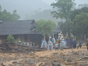 Front sends relief to flood-hit Yen Bai