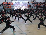 HCM City opens fifth int'l martial arts festival