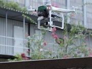 Singapore to use drones for medical aid, security