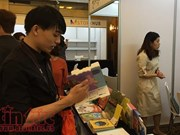 Korean book fair in Ho Chi Minh City opens