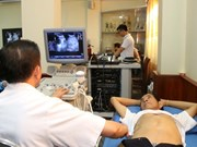 Telemedicine system transferred to Laos' Hospital 103